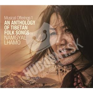 Namgyal Lhamo - An anthology of Tibetan Folk Songs od 25,06 €