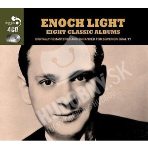 Enoch Light - Eight Classic Albums od 10,67 €