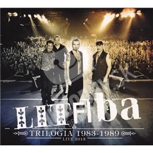 Litfiba - Trilogia 1983-1989 (Live 2013) od 30,50 €