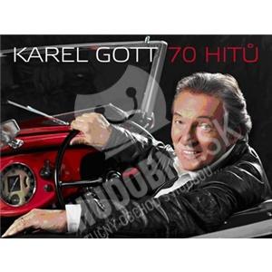 Karel Gott - 70 hitů - Když jsem já byl tenkrát kluk (3CD) od 13,69 €