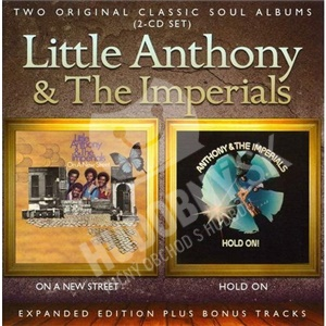 Little Anthony & The Imperials - On a New Street / Hold On od 30,50 €