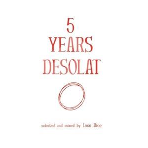 Loco Dice - 5 Years Desolat od 26,94 €