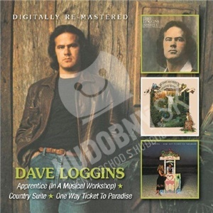 Dave Loggins - Buy Apprentice / Country Suite / One Way Ticket od 25,82 €