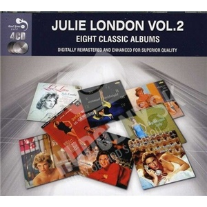Julie London - Eight Classic Albums, Vol. 2 od 10,67 €