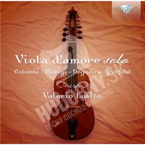 Valerio Losito - Viola d'amore solo od 24,99 €