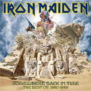 Iron Maiden - Somewhere Back in Time - The Best of 1980 - 1989 od 12,90 €