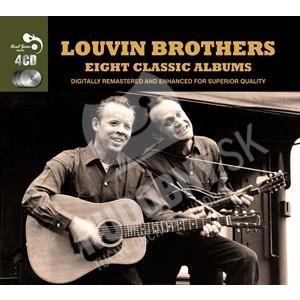 The Louvin Brothers - Eight Classic Albums od 10,67 €