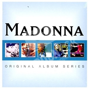 Madonna - Original Album Series od 15,99 €