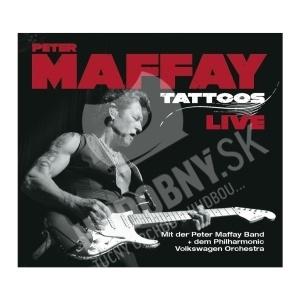 Peter Maffay - Tattoos Live od 8,27 €