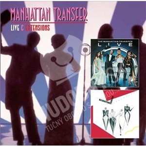 The Manhattan Transfer - Live & Extensions od 18,56 €