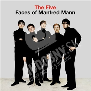 Manfred Mann - The Five Faces Of Manfred Mann od 22,41 €