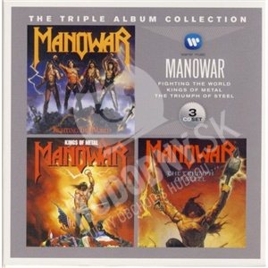 Manowar - The Triple Album Collection od 12,99 €