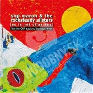 Sigi Maron & The Rocksteady Allstars - Es Is Net Ollas Ans od 22,30 €
