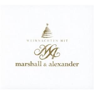Marshall & Alexander - Weihnachten mit Marshall & Alexander od 19,88 €