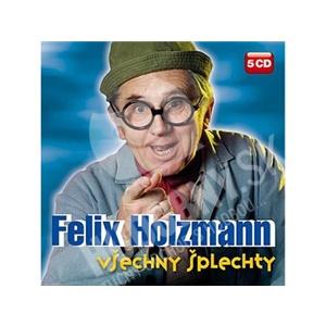 Felix Holzmann - Všechny šplechty (KOMPLET 5CD) od 0 €