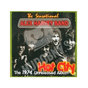 The Sensational Alex Harvey Band - Hot City od 5,22 €