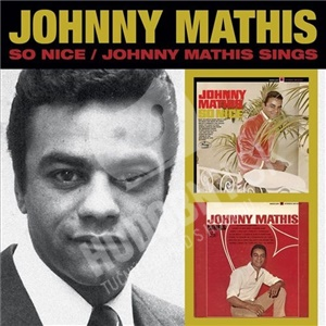 Johnny Mathis - So Nice / Johnny Mathis Sings od 29,02 €