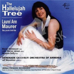 Laurel Ann Maurer - The Hallelujah Tree od 0 €