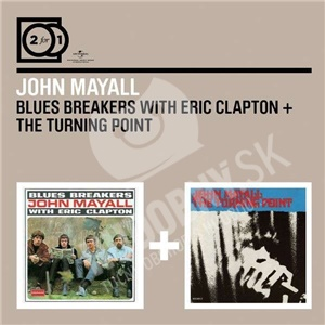 John Mayall - Blues Breakers With Eric Clapton / Turning Point od 24,99 €