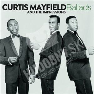 Curtis Mayfield & The Impressions - Ballads od 10,33 €