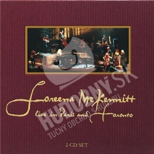 Loreena McKennitt - Live In Paris And Toronto od 30,06 €