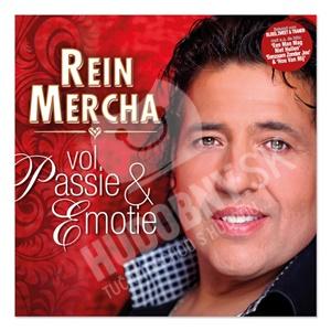 Rein Mercha - Vol Passie & Emotie od 13,89 €