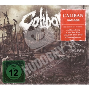 Caliban - Ghost Empire (Limited Edition) od 14,47 €