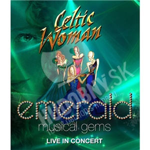 Celtic Woman - Emerald: Musical Gems - Live in Concert (DVD) od 13,85 €