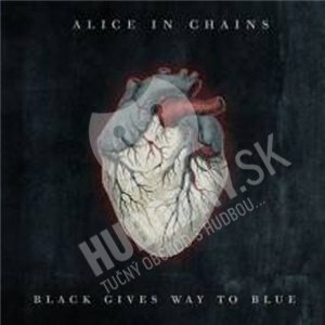 Alice In Chains - Black Gives Way To Blu od 12,99 €