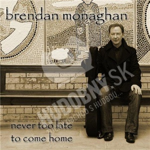 Brendan Monaghan - Never Too Late to Come Home od 24,79 €