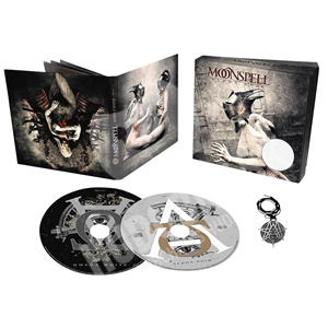 Moonspell - Alpha Noir (Limited Edition) od 89,00 €