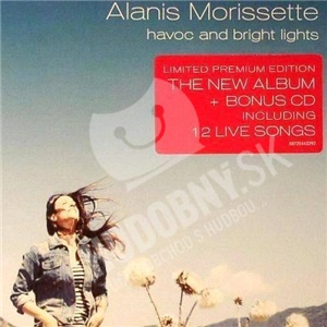Alanis Morissette - Havoc And Bright Lights (Deluxe Edition) od 19,99 €