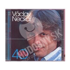 Václav Neckář - Best Of 40 Hitů od 10,39 €
