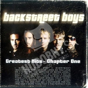 Backstreet Boys - Greatest Hits - Chapter One od 7,99 €