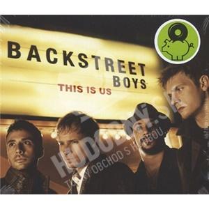 Backstreet Boys - This Is Us od 14,99 €