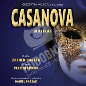 Zdeněk Barták, Petr Markov - Casanova (muzikál) od 10,91 €