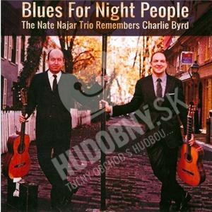 Nate Najar Trio - Blues for Night People od 10,57 €