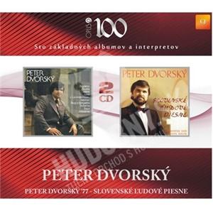 Peter Dvorský - 1977/Slovenské ľudové piesne od 7,99 €
