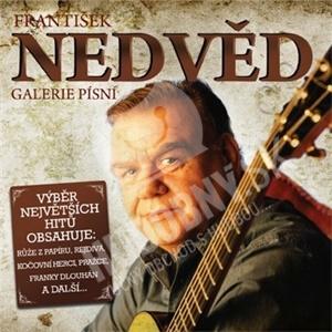 František Nedvěd - Galerie písní od 11,69 €