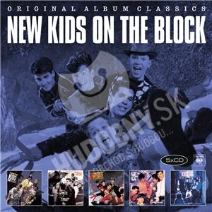 New Kids On The Block - Original Album Classics od 21,54 €