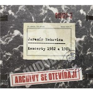 Jaromír Nohavica - Archivy se otevírají - Koncerty 1982 a 1984 od 13,99 €