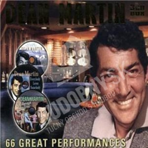 Dean Martin - 66 Great Performances od 0 €