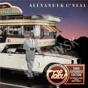 Alexander O'Neal - Alexander O'neal (Tabu Expanded Edition) od 25,21 €