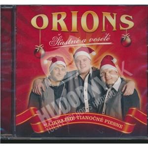 Orions - Šťastné a Veselé, Najkrajšie Vianočné Piesne od 7,89 €