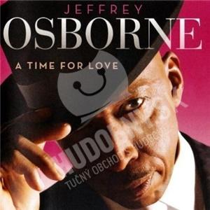 Jeffrey Osborne - A Time For Love od 16,14 €