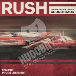 OST, Hans Zimmer - Rush (Original Motion Picture Soundtrack) od 12,99 €