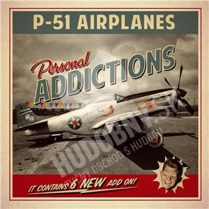 P-51 Airplanes - Personal Addictions od 24,89 €