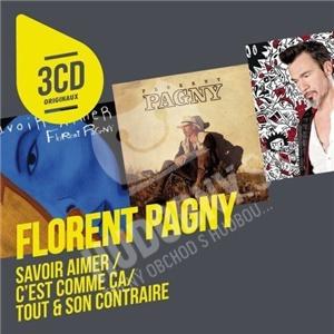 Florent Pagny - Savoir Aimer / C'est Comme Ca / Tout Et Son Contraire od 26,34 €