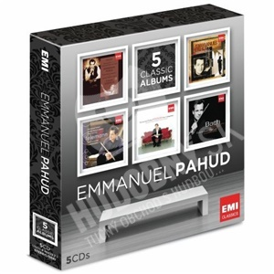 Emmanuel Pahud - 5 Classic Albums od 12,40 €