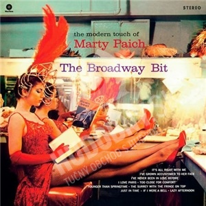 Marty Paich - The Broadway Bit od 7,55 €